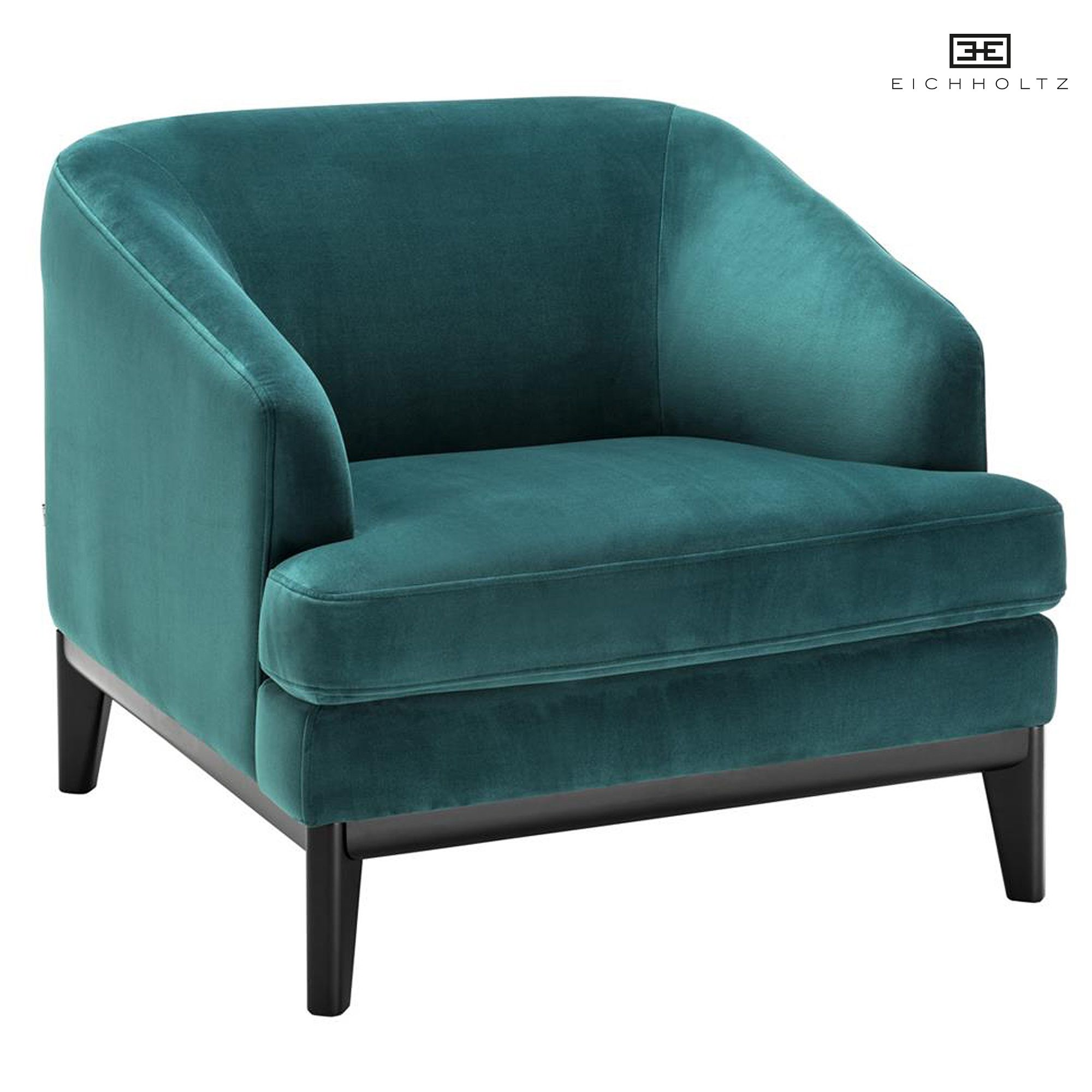 Eetkamer Fauteuil Panama.Eichholtz Chair Monterey Fauteuil Sea Green The