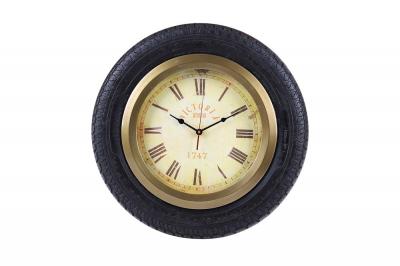 Car Tyre Clock