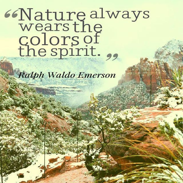 Quote of the day quoteoftheday dailyquote nature