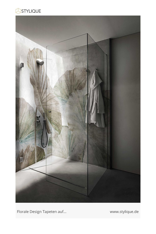 Londonart Naiadi Mit Bildern Moderne Badezimmermobel Tapeten Weisse Tapete