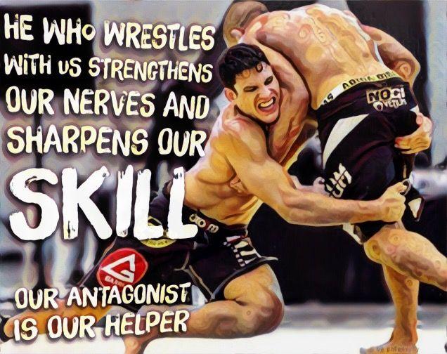 bjj mma jiu jitsu grappling quote
