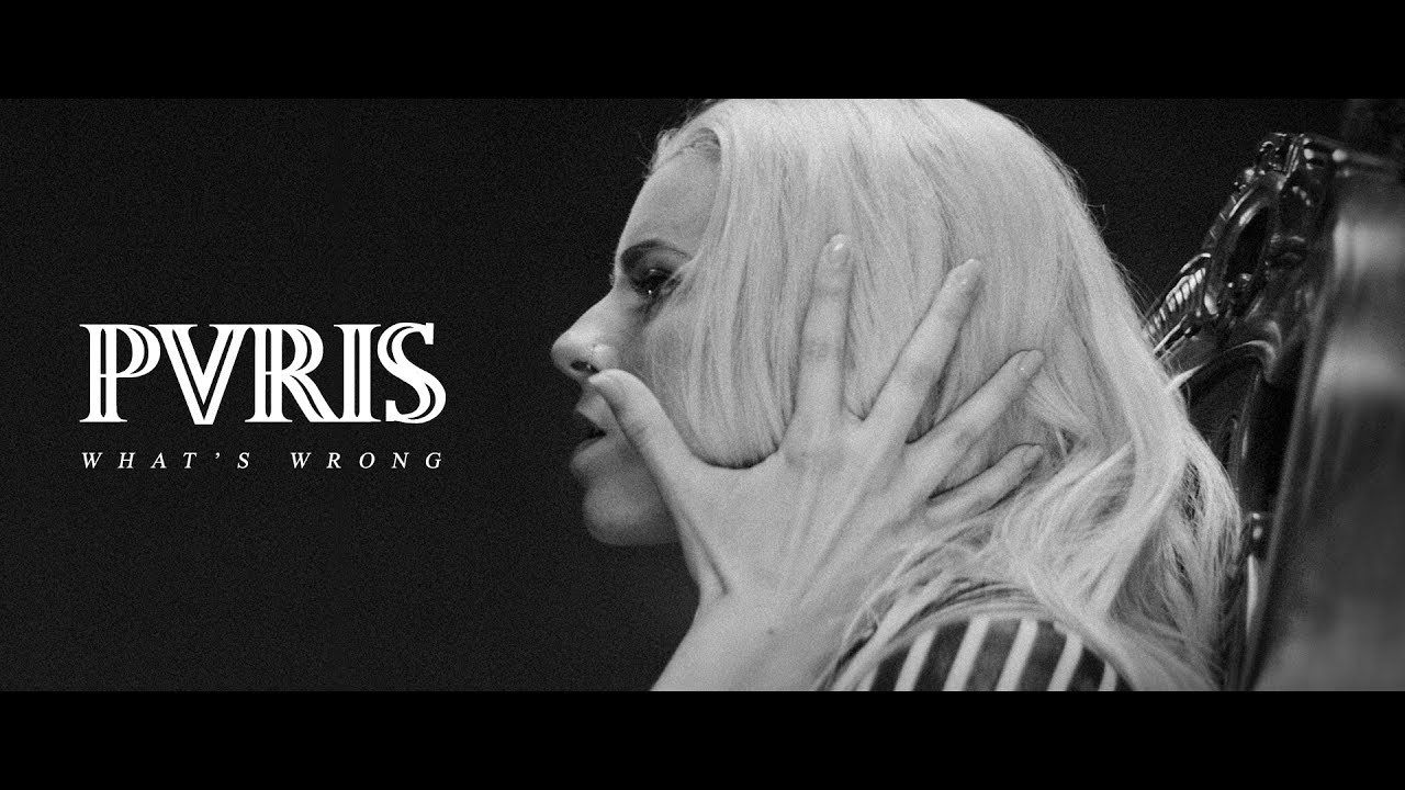PVRIS - What's Wrong (Official Music Video) - YouTube