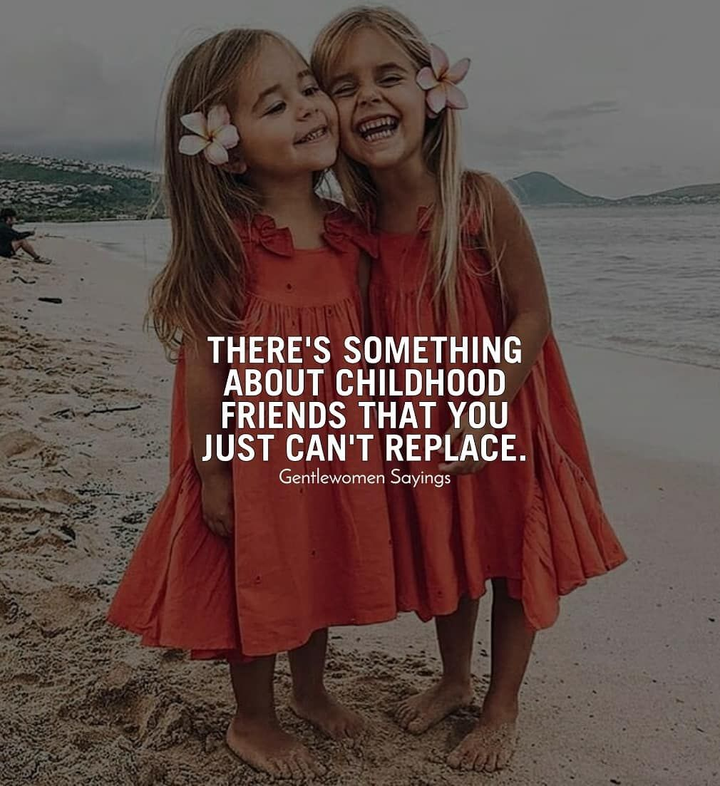 Motivation And Mindset On Instagram Mention Your Childhood Friends Comment Yes Childhood Friends Quotes Childhood Quotes Friends Since Childhood Quotes