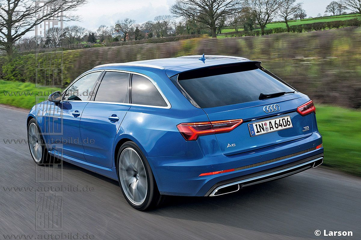 Die Nachste Generation Des A7 Der Neue Rs 4 Rs 5 Sportback A6 Allroad Sowie Der Schnittige Q4 Auto Bild Zeigt Alle Neuen Audi