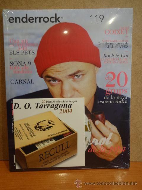 ENDERROCK Nº 119. SET - 2005. PRECINTADA. CE / D.O. TARRAGONA 2004.
