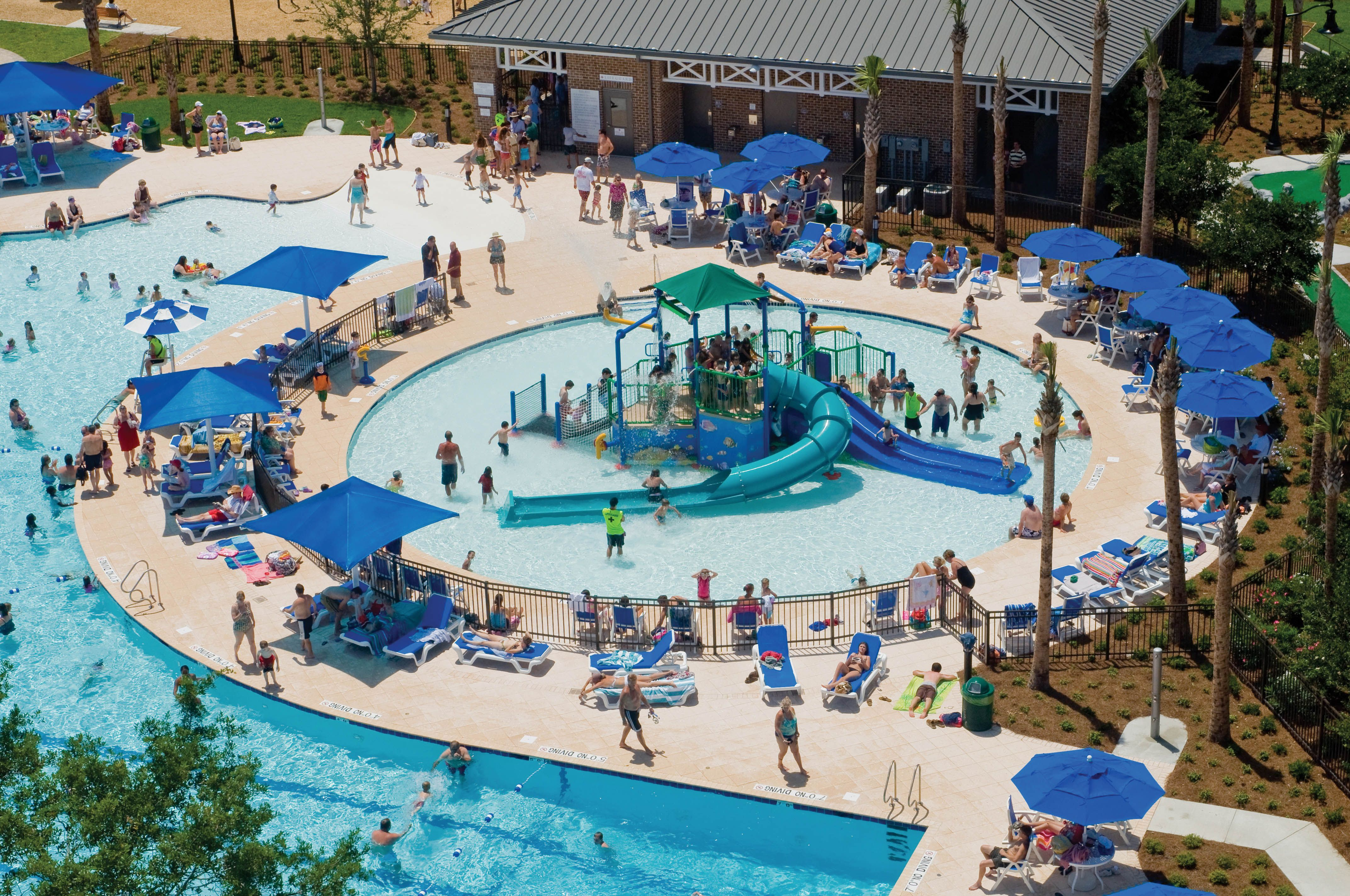 The Neptune Park Fun Zone Is The Place To Putt, Plunge And