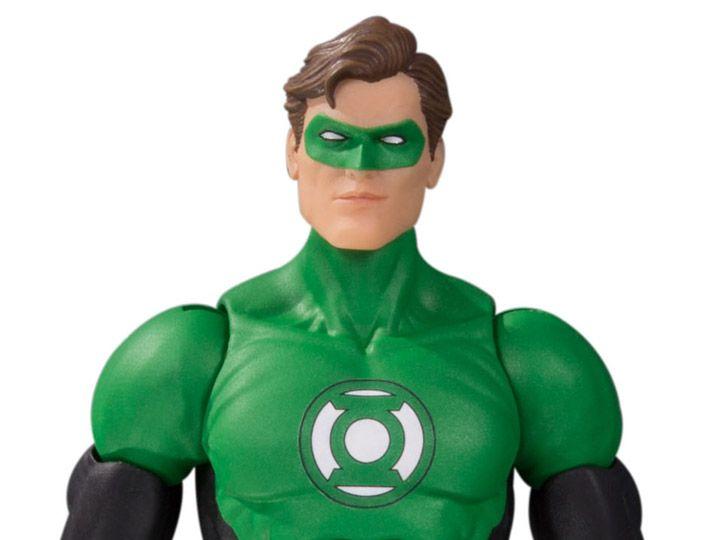 #transformer dc essentials green lantern figure
