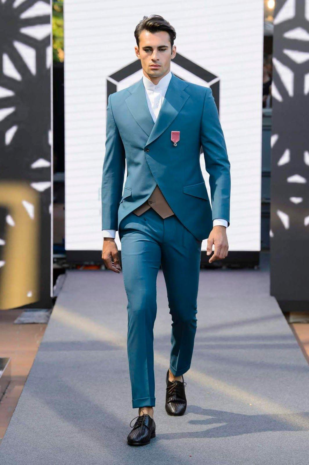 15c832bb7f38b Male Fashion Trends  Persian Idea Spring-Summer 2019 - Milan Fashion Week