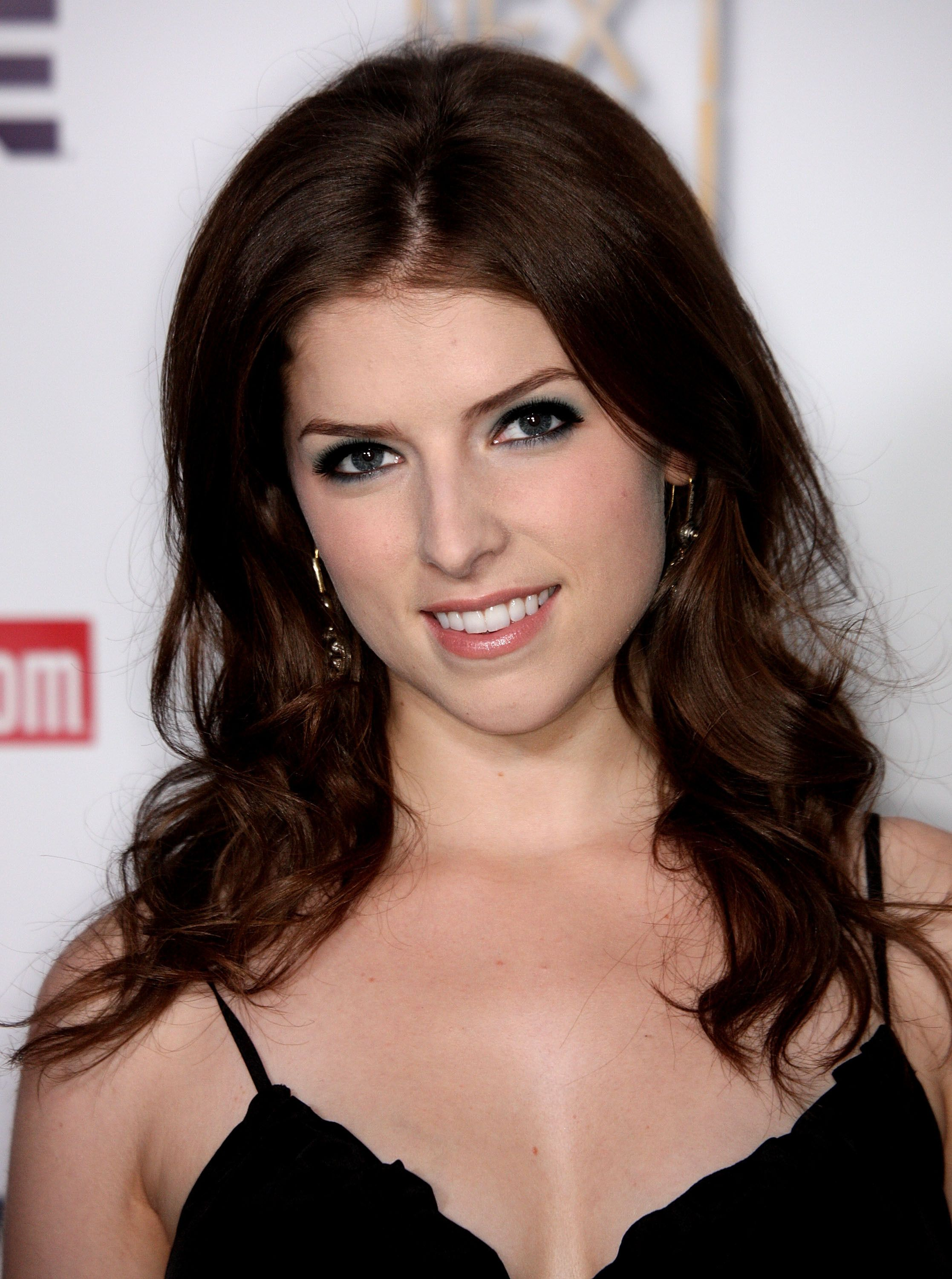 Female Celebrities With Light Brown Hair throughout anna kendrick   anna kendrick, anna and google search
