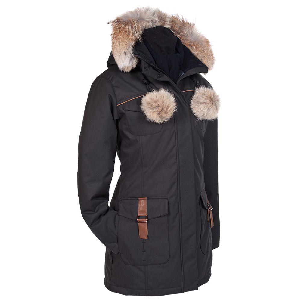 Manteau d'hiver Quartz Nature Éliane (femmes)
