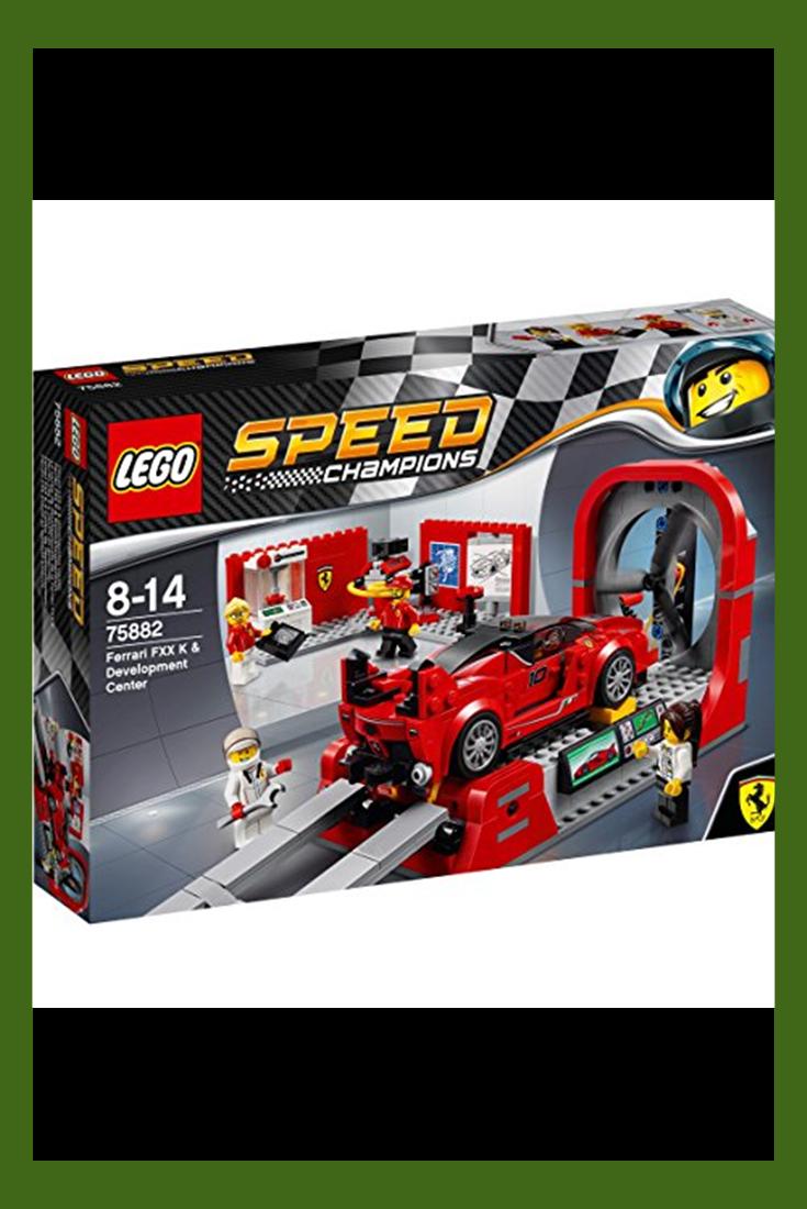 DISCO – 75882 Ferrari FXX K & Development Center