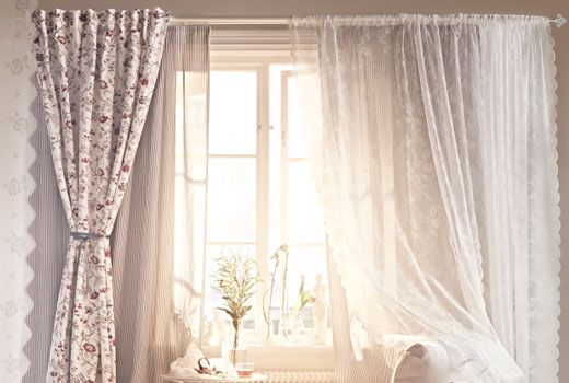 Vorhänge Ikea ikea gardinen wie z b alvine spets gardinenstore paar