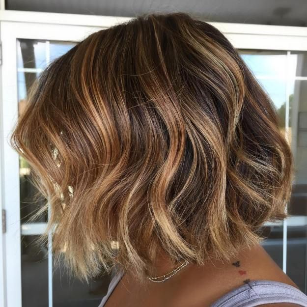 50 Ideas For Light Brown Hair With Highlights And Lowlights Bobs