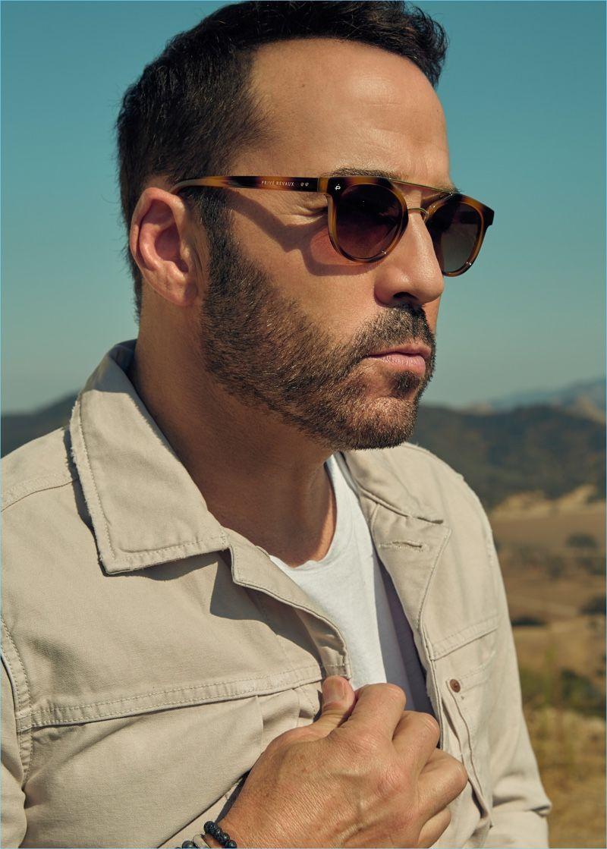 60ad373f0b Jamie Foxx   Jeremy Piven Front New Privé Revaux Sunglasses Campaign ...