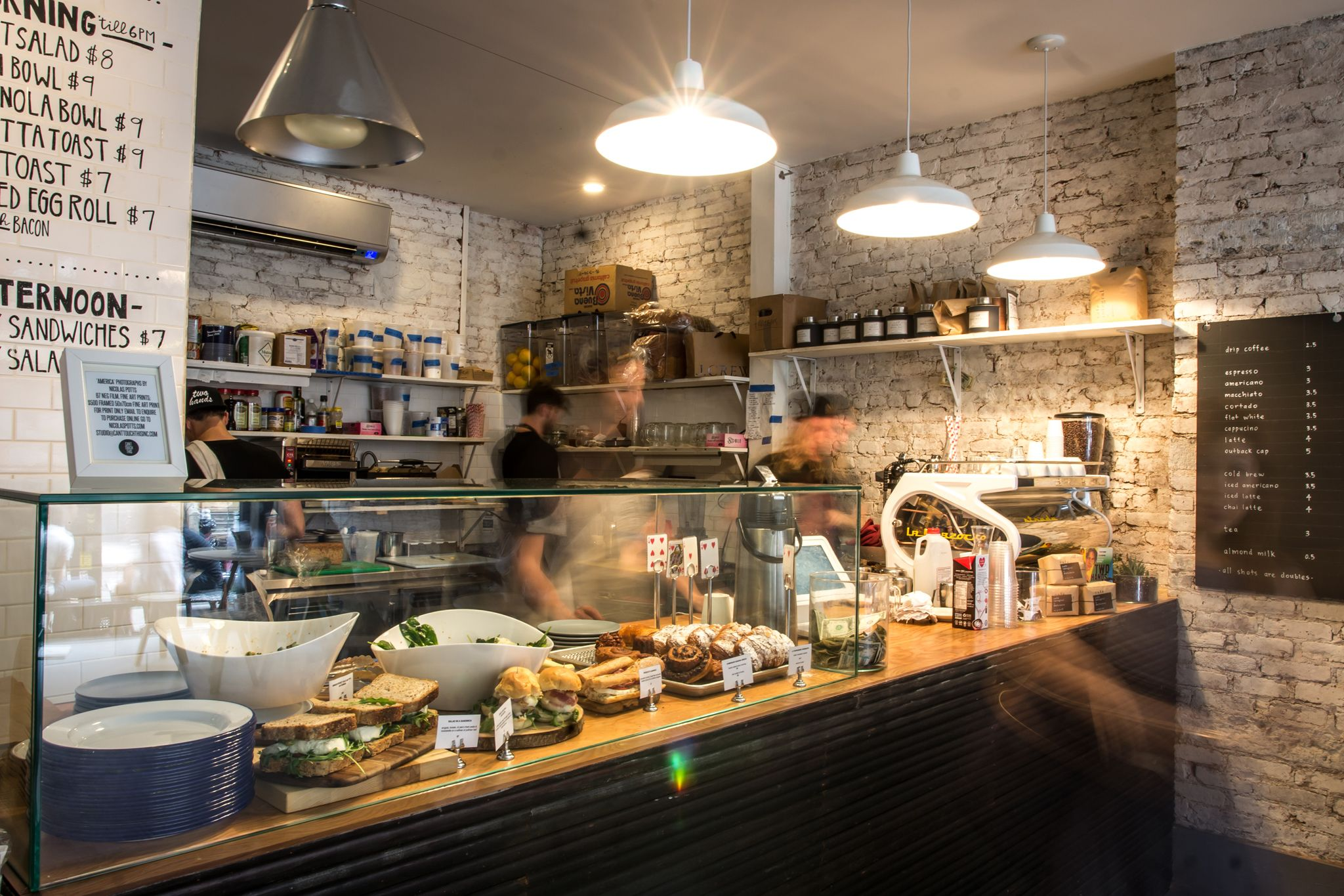 The Best Coffee Shops In Nyc French Press Caffeine And