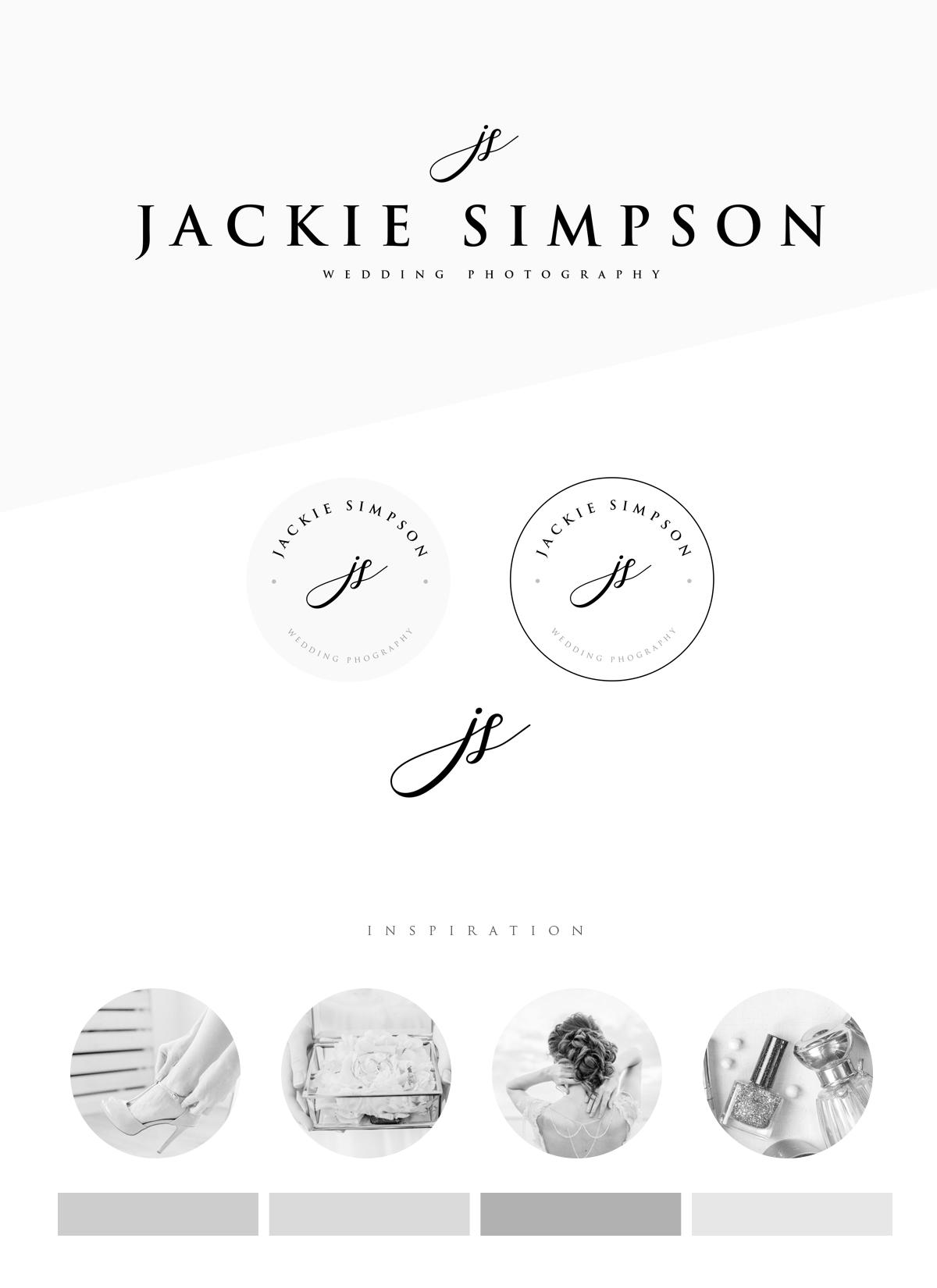 Premade Logo, Photography Logo, Hair Salon logo, Makeup