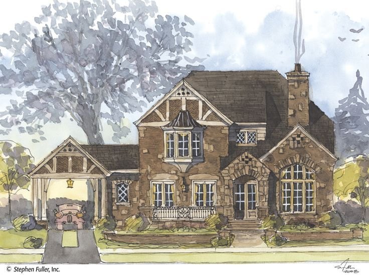 House Plans By Stephen Fuller 17 Best Images About Stephen Fuller Homes On Pinterest House Plans House Plans French Country House Plans Fuller House