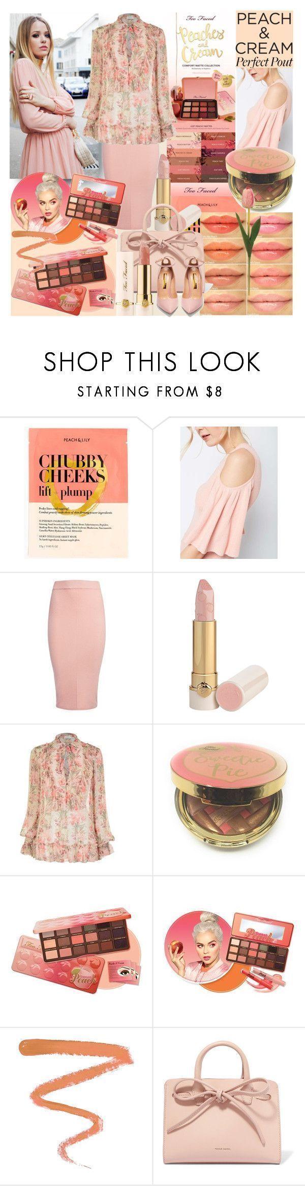 """Photo of She is a peach: peach lipstick – """"She is a peach: peach lip …"""