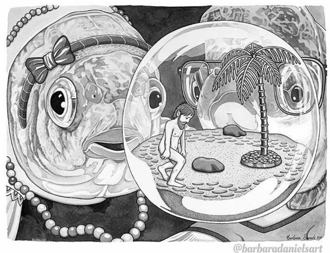 Image of: Imprisoned Barbara Daniels Art Symbolic Art Black And White Drawing Animal Welfare Animal Drawings Shutterstock Barbara Daniels Art Vegetarian And Vegan Cartoon Pinterest