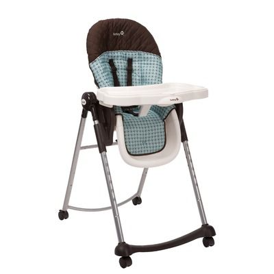 Safety 1st Adaptable Deluxe High Chair High Chair Seat Covers