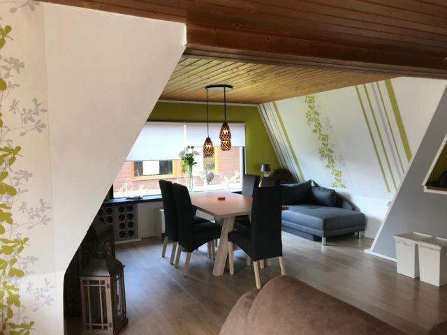 Ferienhaus In Schonster Sauerlander Natur Mit Sauna Ferienhaus Erlenwald In Meschede Frenkhausen In 2020 Wohnen Ferienhaus Haus