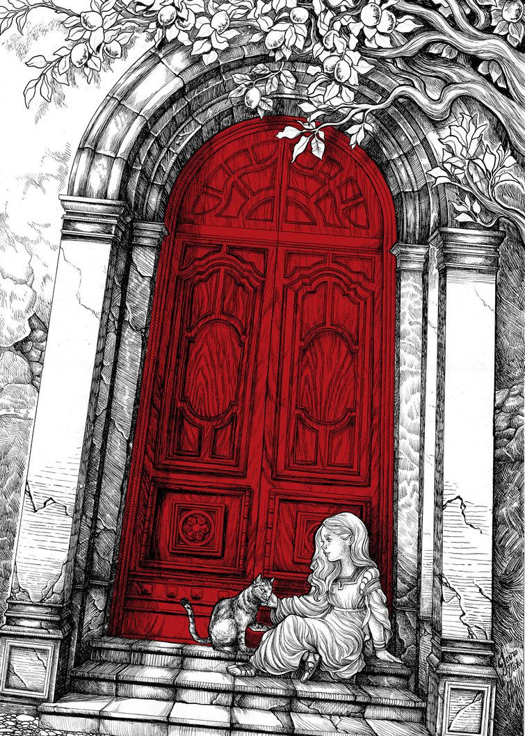 The house with the red door by watersorcerer game of thrones
