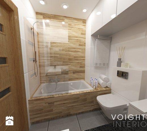 Aranżacje Wnętrz łazienka Metamorfoza Kuchni I łazienki