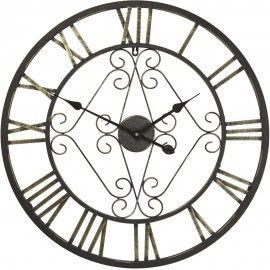 marlbury outdoor wall clock 65cm briers b6142