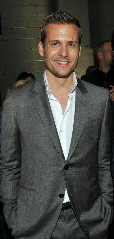 Gabriel Macht | SUITS - lusting right now