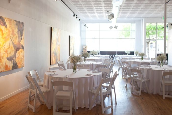 Image result for minimalist wedding decor