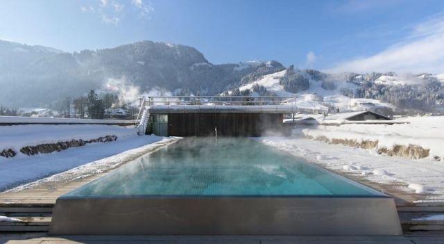 Schwarzer Adler Kitzbühel 4 Star Hotel 266 Hotels Austria
