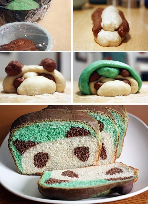 Try This Amazing Panda Bread for Breakfast