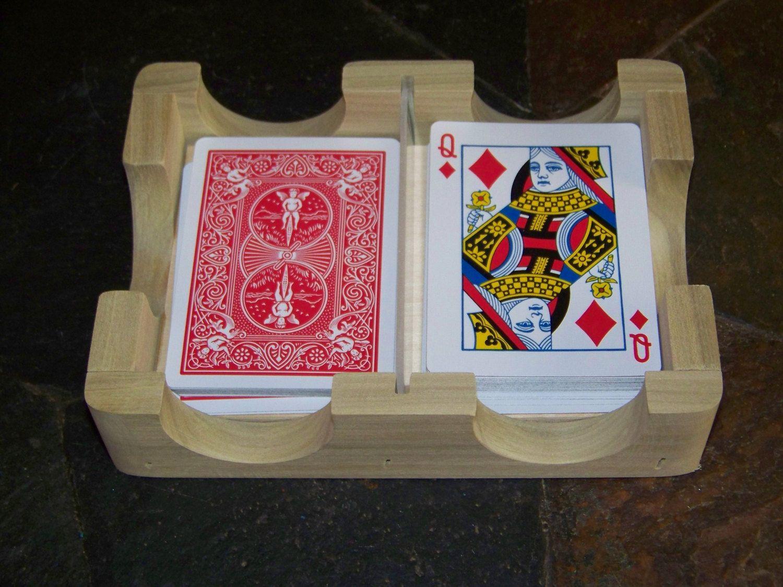Playing Card Holder Playing Card Rack Bridge Poker