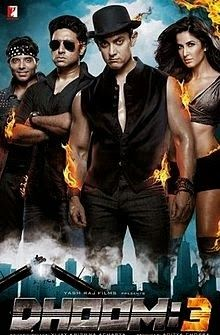 dhoom 3 film zee aflam