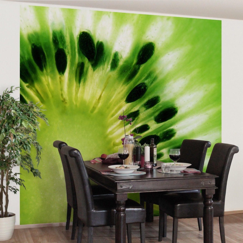 Grüne Tapete Für Küche