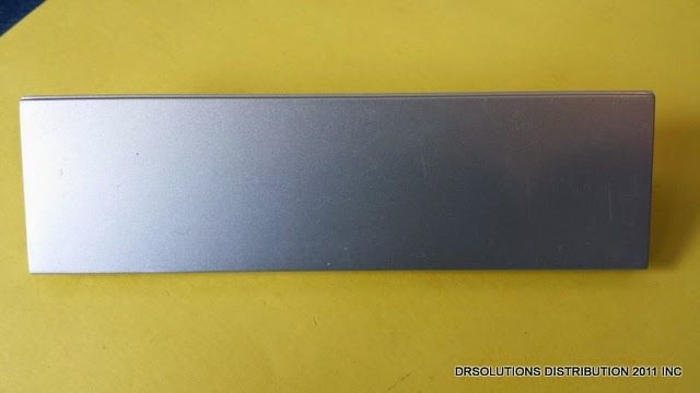 Drsolutions distribution : DVD DRIVE FRONT PANEL gris argent