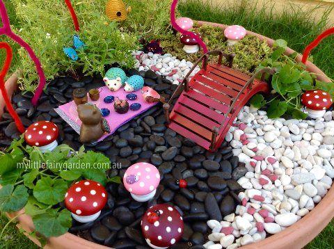 Fairy Gardens WA Australia   Miniature Fairies, Furniture, Accessories,  Houses And More