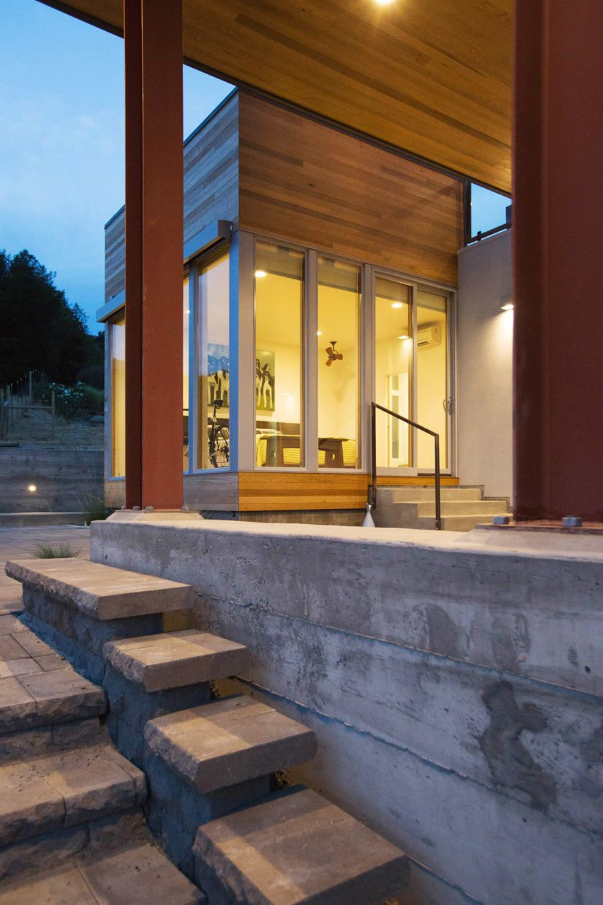 Chris Pardo Design Elemental Architecture Latest Prefab Modular Home For Method Homes Was Completed In Less Than 4 Months Sonoma California