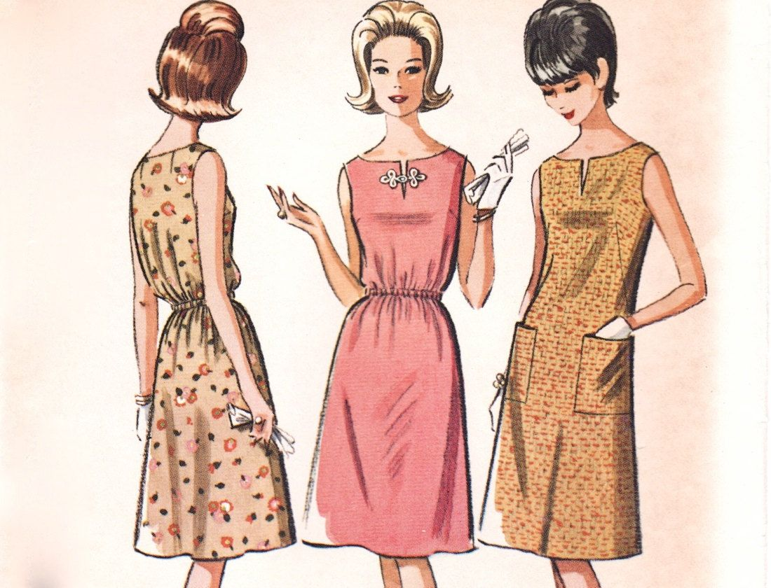 easy dress patterns for beginners sewing pattern