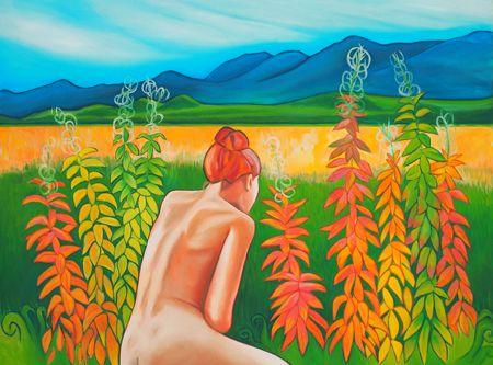 Cild nude girl