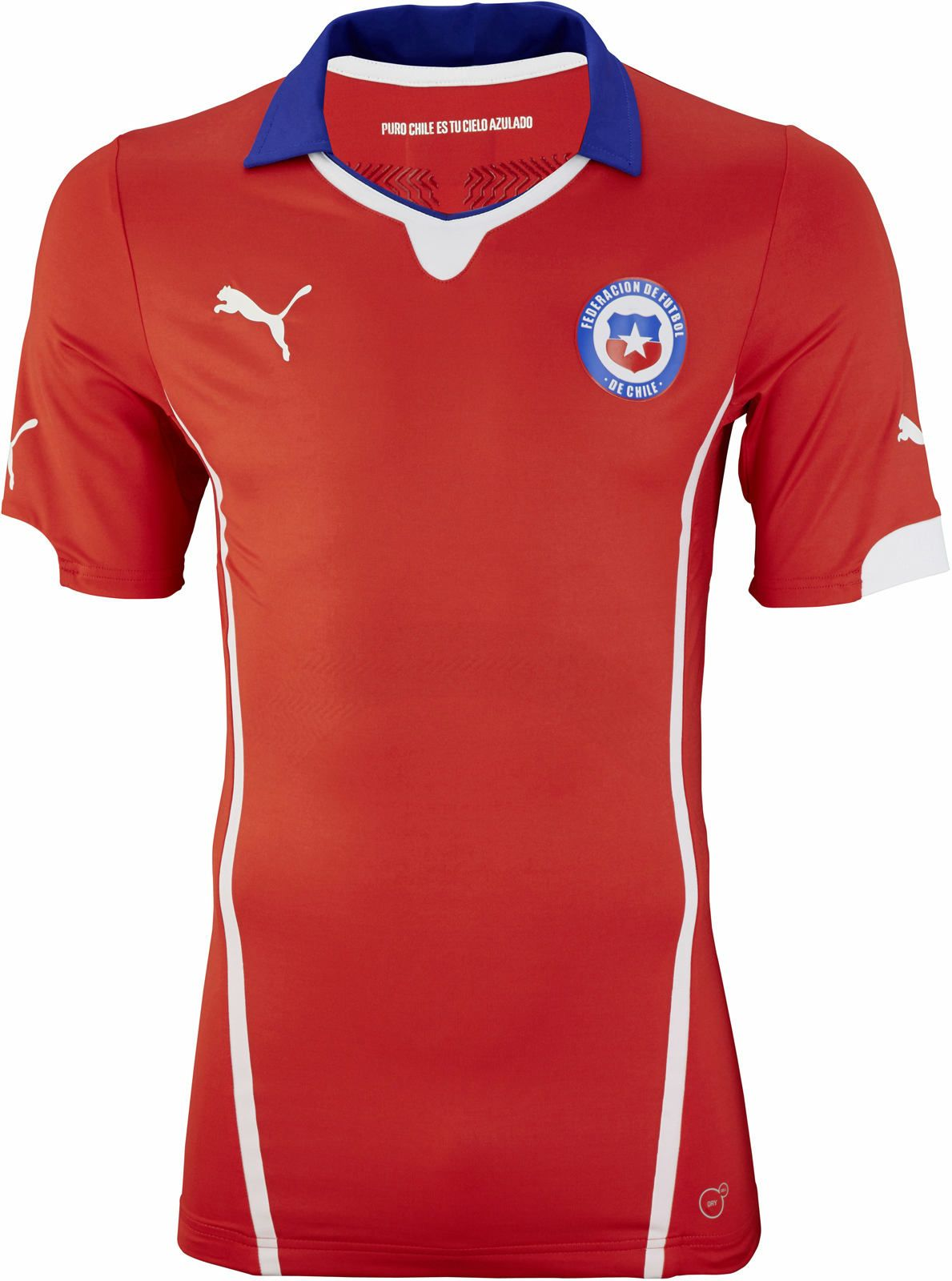 on sale eb33b 27449 Chile 2014 World Cup Home and Away Kits Released - Footy ...
