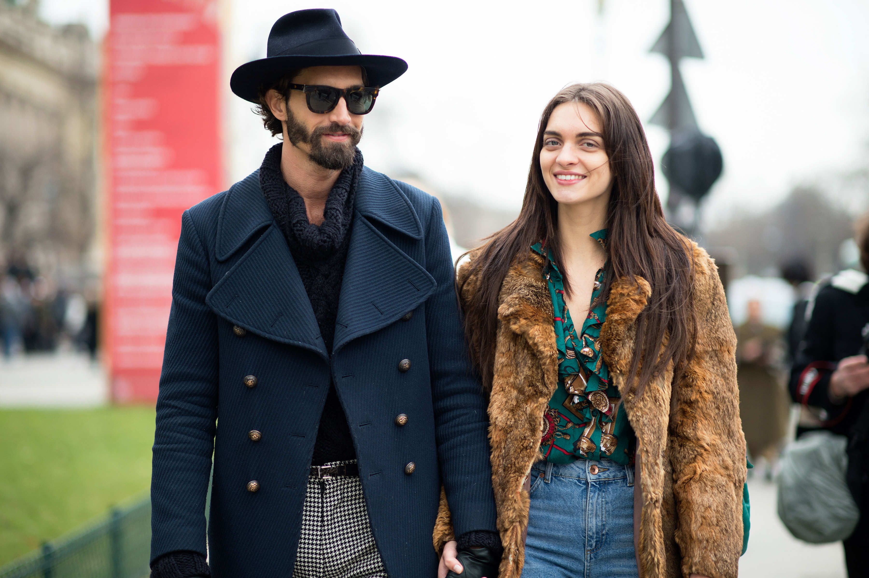 The 33 Best Dressed Street Stylers At Couture French