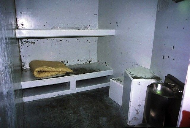 Pin by Fred Kujawa on CRIME | Pelican bay prison, Solitary