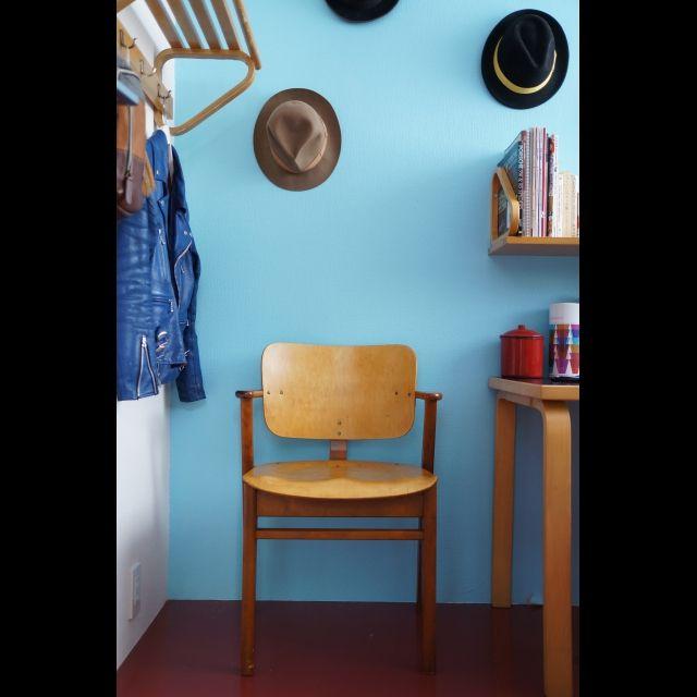 Design papa Ka-tuさんの、デザイナーズ,ドムスチェア,イルマリタピオヴァーラ,デザインパパカーツ,のお部屋写真