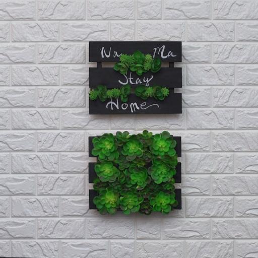 Super Easy DIY Wall Planter Gardening Ideas Pinterest Diy - Cool diy wall planter