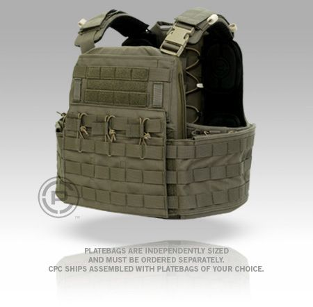 Crye Precision - CAGE Plate Carrier - http://www.cryeprecision.com/P ...
