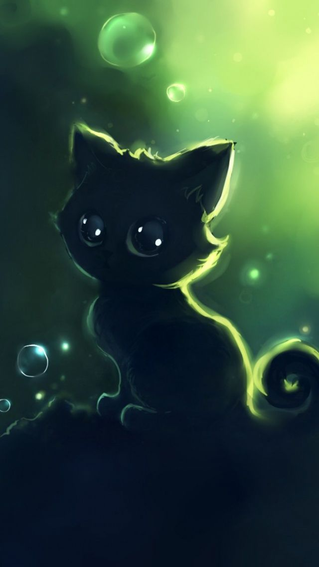 Animals Art Cute Anime Cat Cat Art Anime Animals