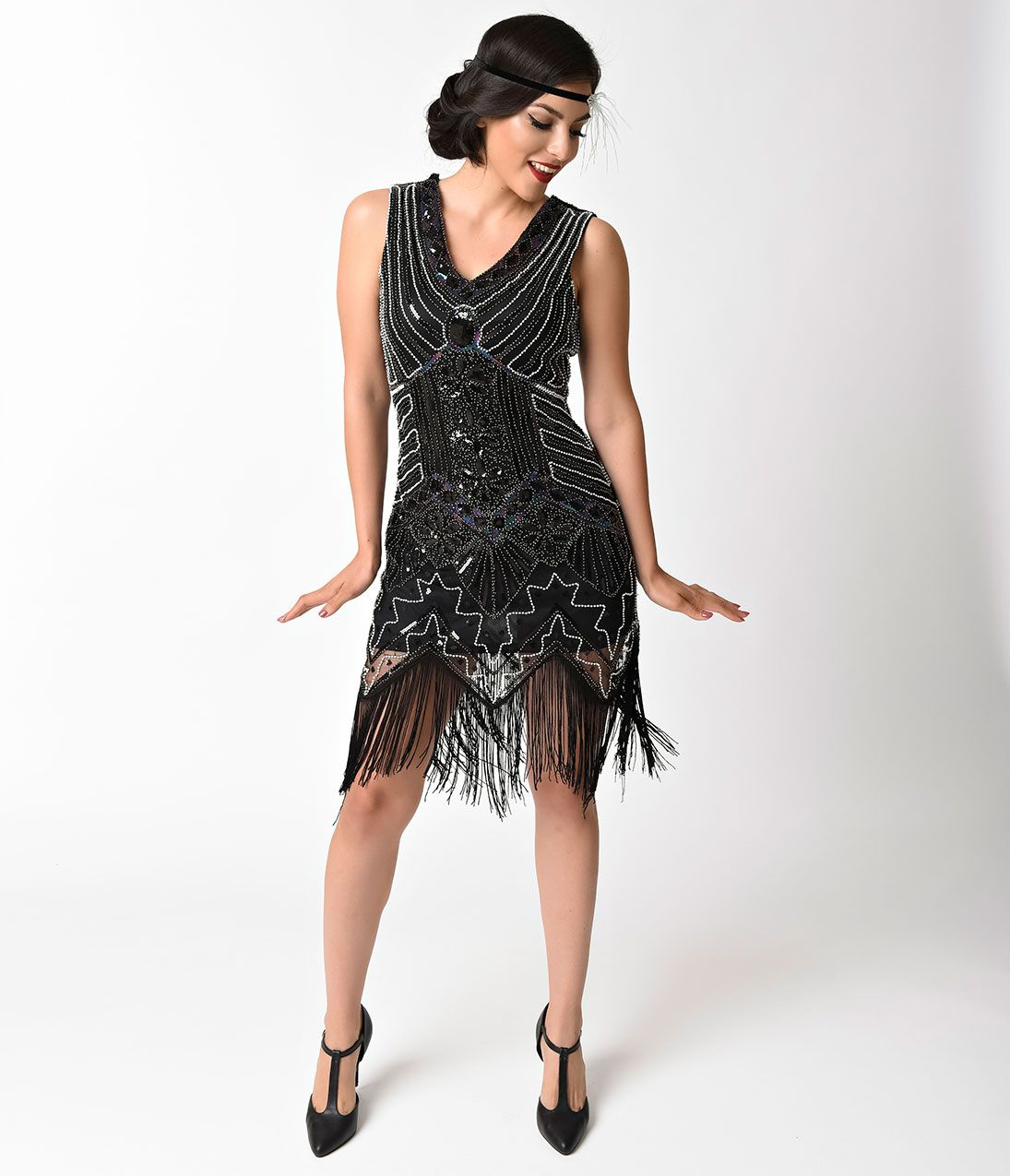 Fantastisch 1920s Style Cocktail Dress Fotos - Brautkleider Ideen ...