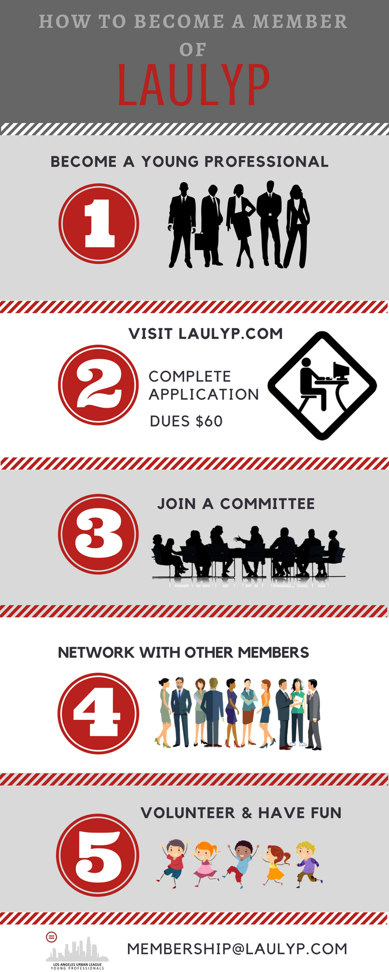 Join Los Angeles Urban League Young Professionals Today At Laulyp Com Urbanleague Networking Professionals Members Young Professional 3 Network Professions