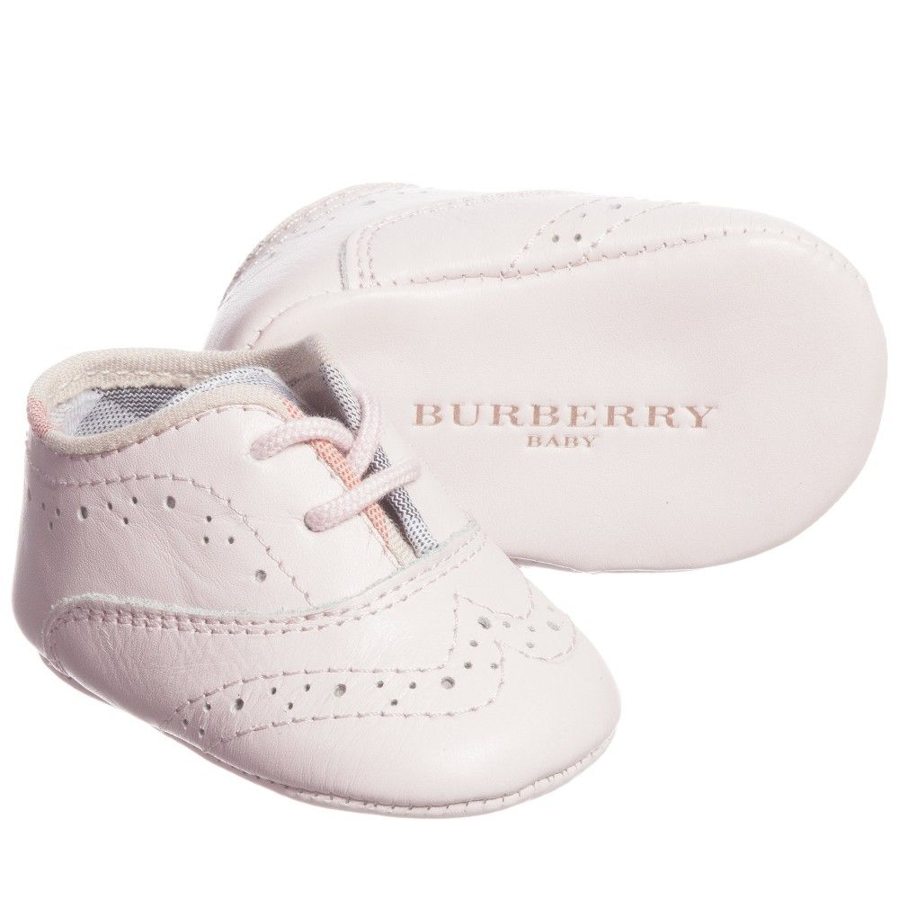 Burberry baby girl, Walker shoes